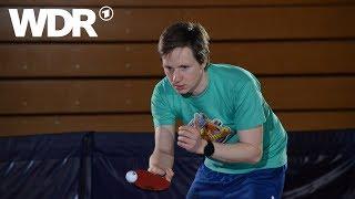 Kann es Johannes? - Tischtennis | WDR