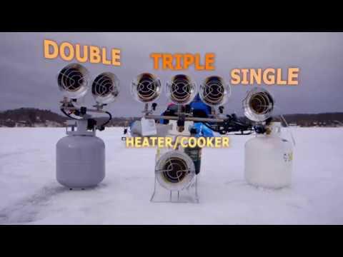 Mr  Heater Tank Top Heaters