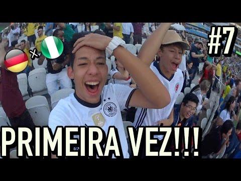 NOSSA PRIMEIRA VEZ... EM ITAQUERA!!!