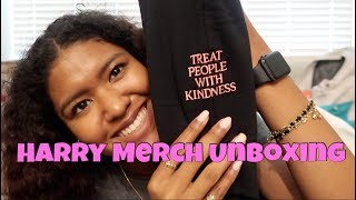 Harry Merch Unboxing
