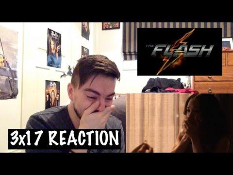 THE FLASH - 3x17 'DUET' REACTION VIDEO