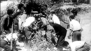 Spanish Civil War 1936-1939 documentary film (english commentary)