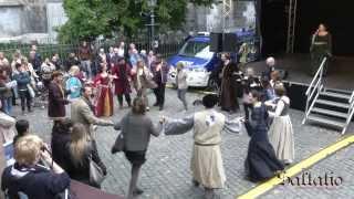 Saltatio Historisches Tanzen Aachen e.V.  - Tourdion