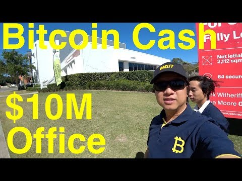 $10M Office Building For Bitcoin Cash
