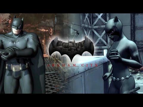 Секс моды для batman arkham city