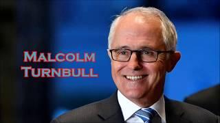 Malcolm Turnbull: Profil [Tokoh Australia]