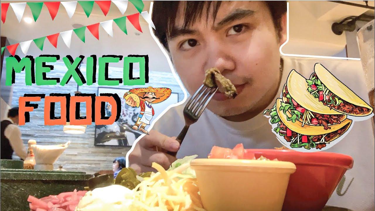 Lần Đầu Đi Ăn Nhà Hàng MEXICO Sang Chảnh tại Tokyo | Las Dos Caras | Harajuku Tokyo