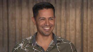 Jay Hernandez Enjoys Bachelor Life on Set of the Magnum P.I. Reboot (Exclusive)