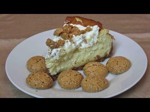 Amaretto Cheesecake – Lynn's Recipes