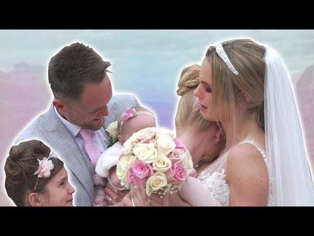 OUR WEDDING VIDEO *we all cried*