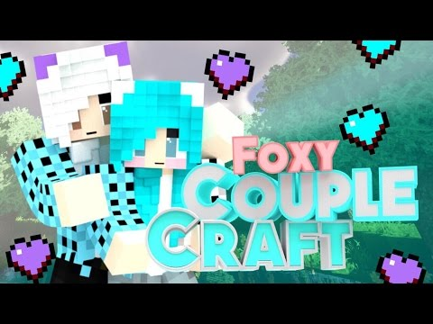 Foxy Couple Craft - # 1 - What a Cute Couple!!