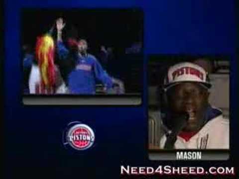 Detroit Pistons Intro