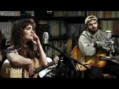 Angus & Julia Stone live at Paste Studio NYC