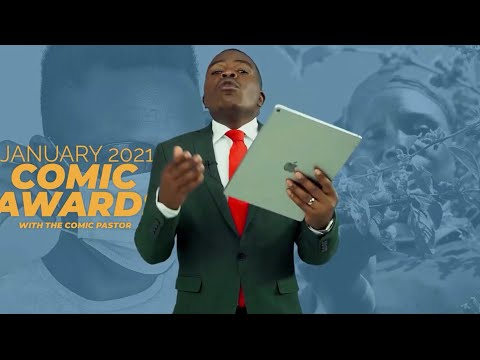 JANUARY 2021 COMIC AWARDS