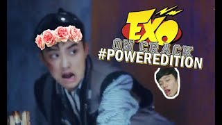 EXO on crack{36}| Power edition.