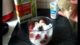 Vlog 3: Chudnij z Panną Joanną - propozycja śniadania i obiadu