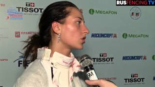 Яна Егорян. Чемпионат Мира 2015