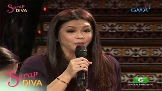Sarap Diva: Regine Velasquez started cooking to impress Ogie Alcasid