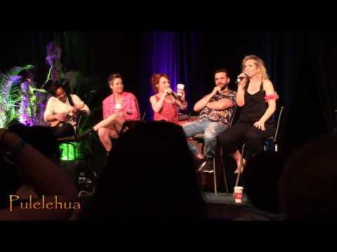 Supernatural Honolulu Saturday Briana, Gil, Kim, Osric, Ruth Panel