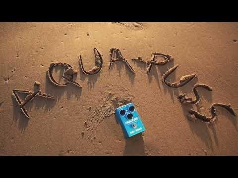 Dunlop Way Huge Smalls Aqua-Puss Analog Delay WM71 Pedal w//Free Cables