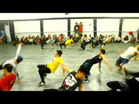 Jennifer Hudson All Dressed in Love - Choreography MICHAEL SOLIER