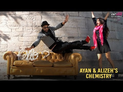 Ayan & Alizeh's Chemistry - Ae Dil Hai...