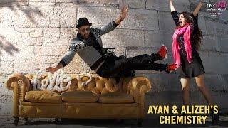 Ayan & Alizeh's Chemistry - Ae Dil Hai Mushkil | Ranbir Kapoor | Anushka Sharma