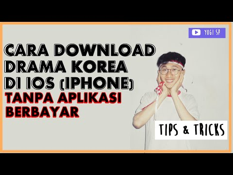 DOWNLOAD DRAMA KOREA DI IPHONE GRATIS