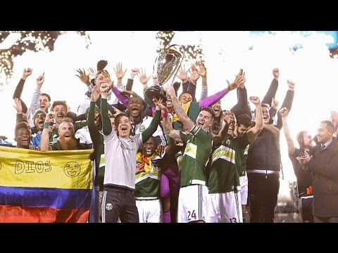 Portland Timbers 2015 MLS Cup TV News Clips