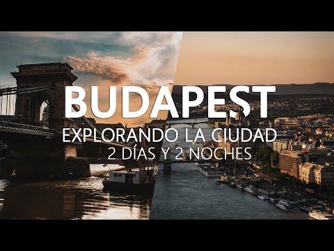 NO ME ESPERABA TANTA EPICIDAD DE BUDAPEST | Hungría