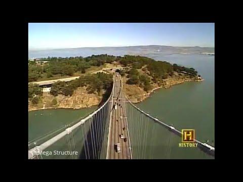 Mega Structure The Bridge Construction - NatGeo