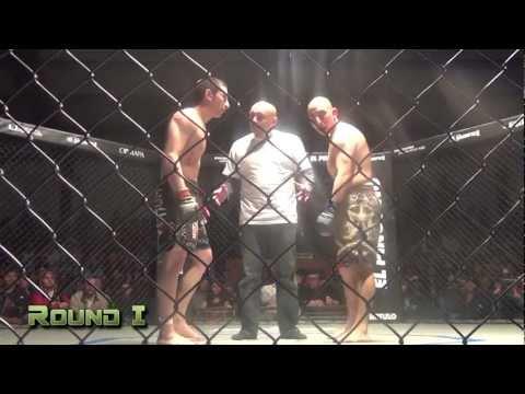 Patagonia Fight 1 - Pablo Lira Vs Cesar Cofre