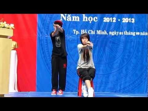 Nhảy dance Học sinh HồngTiết mục ngày khai giảng năm học mới...