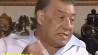 ماذا قال الملك فريد شوقي عن محمود المليجي وعادل إمام