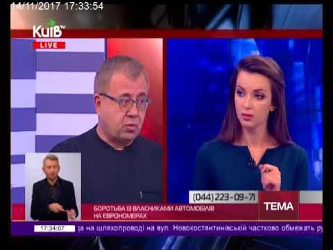 Телеканал Київ: 14.11.17 На часі 17.20