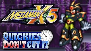Mega Man X5 Review - Quickies Don