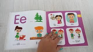 Букварь учимся читать, любимый букварь!