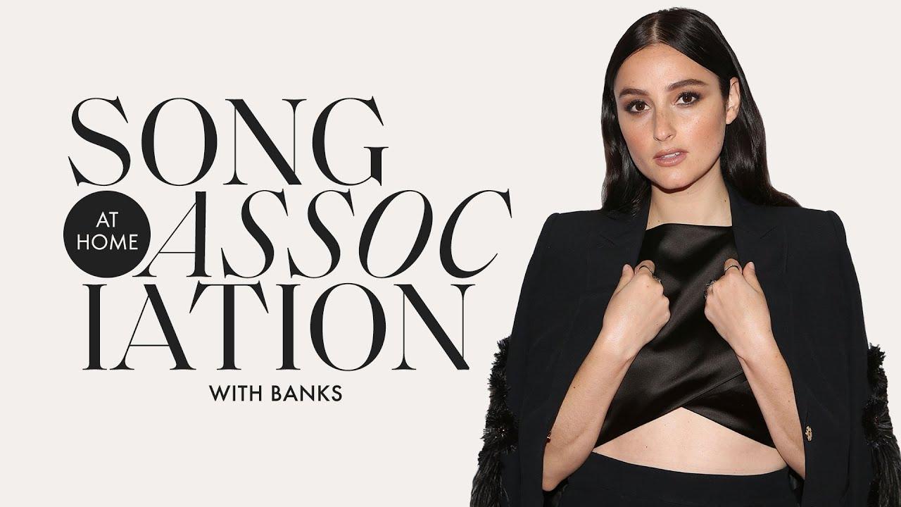 BANKS Sings Brandy, The Weeknd, &