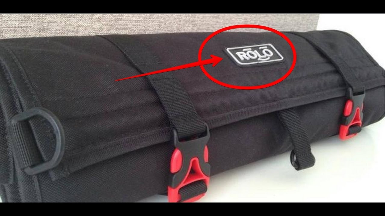 Trending Latest Rolo Travel Bag Video Review