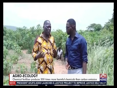 Agro-Ecology - AM Show on JoyNews | 21 Mar 2019