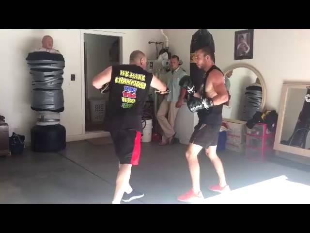 Wing Chun/Boxing with Rafael Ramos