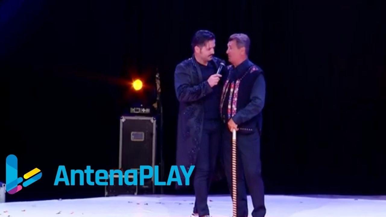 Spectacol de senzație oferit de vedetele lui Nea Mărin, la circul Bellucci