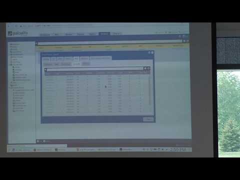 Palo Alto BGP Presentation
