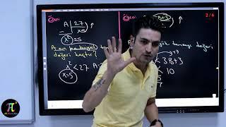 Bölme -  Konu Anlatımı ve Soru Çözümleri | Ali Ahsen AKTİ