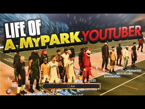 WHAT IT'S LIKE TO BE A POPULAR YOUTUBER ON MYPARK!!