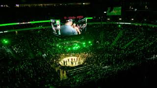 Usman VS Covington Walkouts and Intros UFC 245