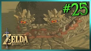 'Beneath the Sand' - Legend of Zelda: Breath of the Wild [#25]