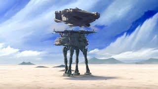 [The Clones come to help Ezra] Star Wars Rebels Season Season 4 Episode 14 [HD]