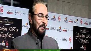 Bollywood Stars At Jagjit Singh - Yaadon Ka Safar