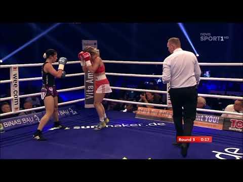 Lucie Sedláčková vs. Karina Kopinská II.